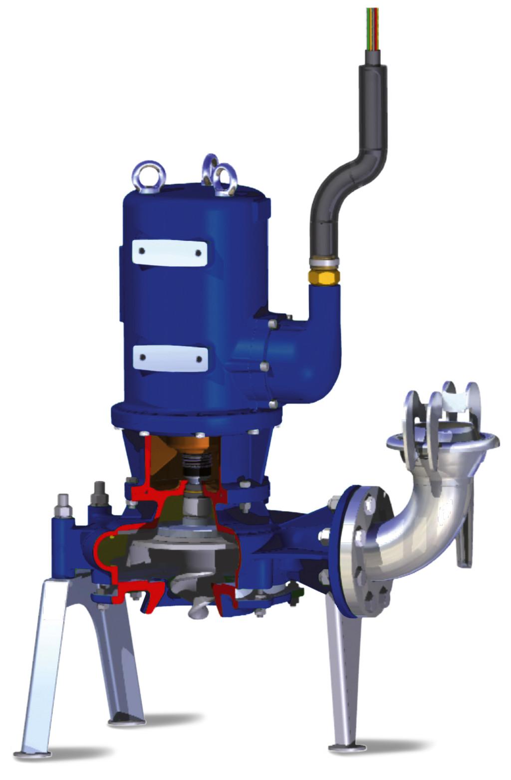 Submersible Pumps Esph Csph Fan