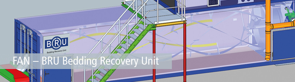 BRU - Bedding Recovery Unit