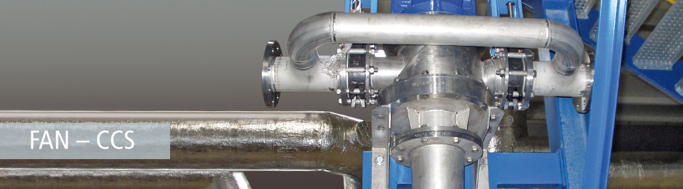 CCS - Centrifugal Classifier Separator